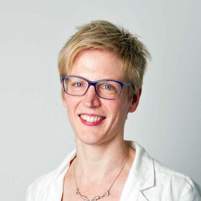Astrid Drexhage, Geschäftsführerin Weber Data Service IT GmbH