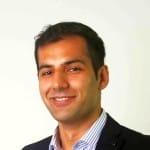 Referent Mehdi Momenzada, Vertrieb Weber Data