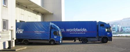 ITK Internationales Transport-Kontor GMBH mit DISPONENTplus
