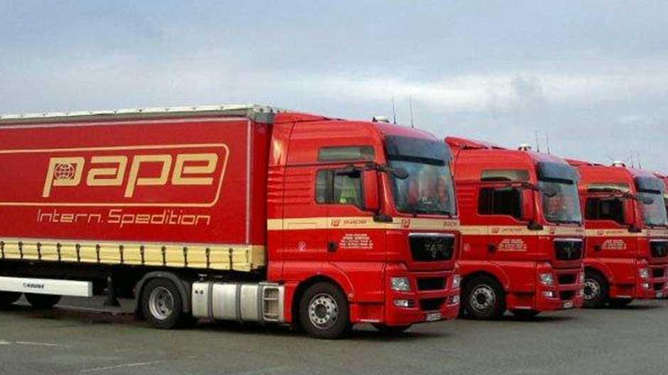 Pape GmbH & Co. KG nutzt DISPONENTplus
