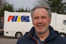 Jürgen Poelmeyer, Inhaber und Gründer der PHL Logistik GmbH