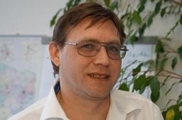Robert Blum, Leiter Anwendungsmanagement, EC Logistics