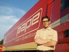 Steffen Pape, Geschäftsführer Pape GmbH & Co. KG