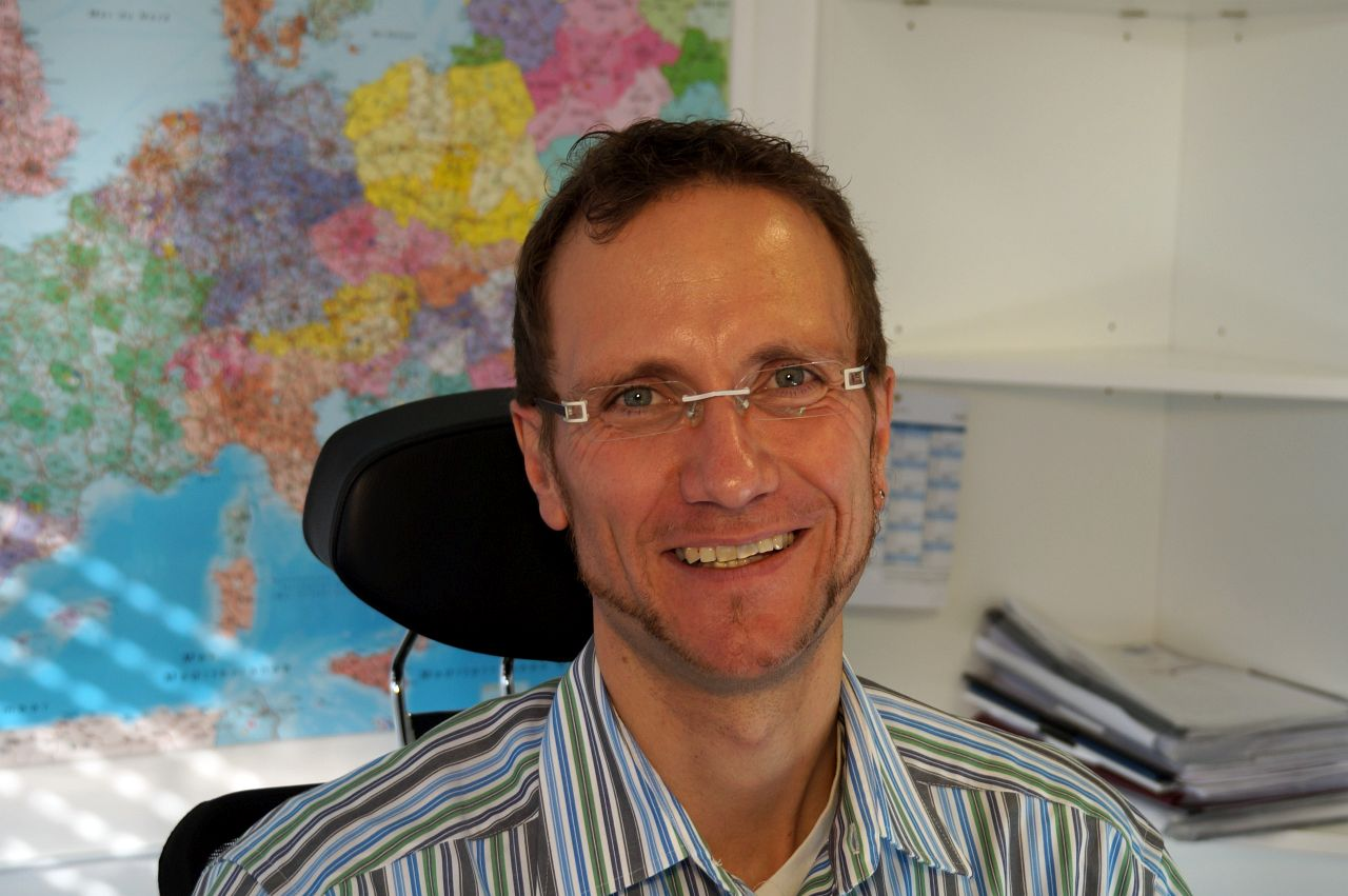 SuccessStory: Tobias Diegelmann, Prokurist bei der Fuldaer Speditions Gesellschaft