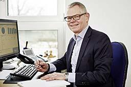 Burkhard Werr geschäftsführender Gesellschafter der Sievers Logistics GmbH