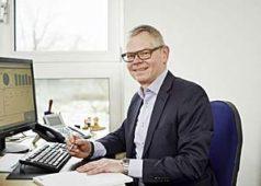 Burkhard Werr, geschäftsführender Gesellschafter der Sievers Logistics GmbH