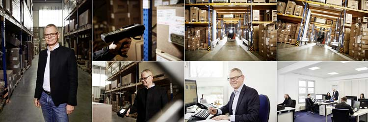 Sievers Logistics digitalisiert Logistikprozesse mit DISPONENTgo und Logisti-Apps