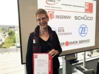 """2019 erhält Weber Data Service die Auszeichnung """"Ausgezeichnet familienfreundlich"""""""